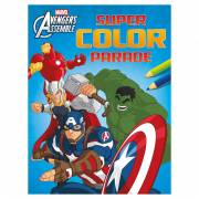 The Avengers Super Color Parade