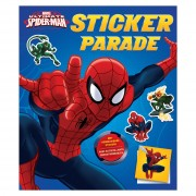 Spiderman Sticker Parade