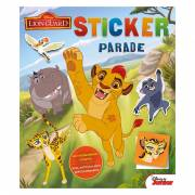 Disney The Lion Guard Sticker Parade