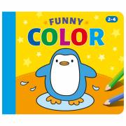 Funny Color, 2-4 jaar