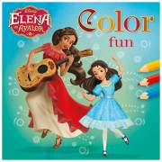 Disney Elena of Avalor Color Fun