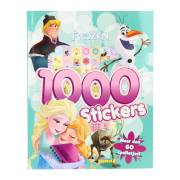 Disney Frozen 1000 Stickerboek