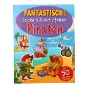 Fantastisch Stickerboek - Piraten