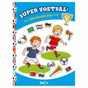 Stickerplezier Super Voetbal