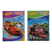 Hot Wheels Colorio Kleurboek