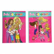 Barbie Colorama Kleurboek