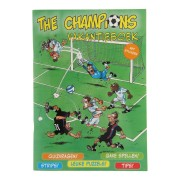 The Champions Vakantieboek met Stickers