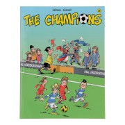 The Champions 26 Stripboek