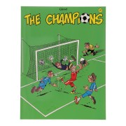 The Champions 27 Stripboek