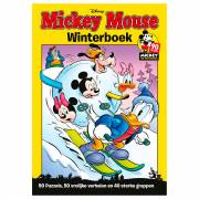 Mickey Mouse Winterboek