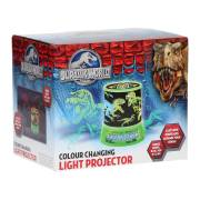Jurassic World Licht Projector