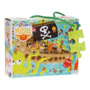 Zeemonsters en Piraten Puzzel, 45st.