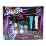 Neon Make-Upset - Blauw
