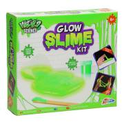 Weird Science Slijm Kit Glow in the Dark