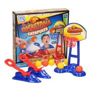 Basketbal Catapult Spel