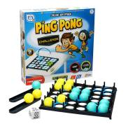 Ping Pong Challenge Spel