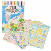 Stickerboek Pasen, 10 Vellen