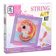 String Art Set - Eenhoorn