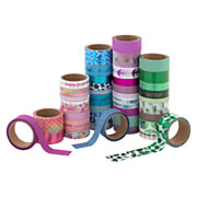 Washi Tape in Opbergbak, 40st.