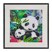 Diamond Painting Panda 30x30 cm