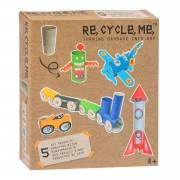 Re-Cycle-Me WC-rolletje