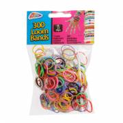 Loom Bands Multi Color, 300st.