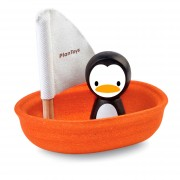 Plan Toys Zeilboot Pinguin