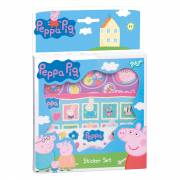 Peppa Sticker Set