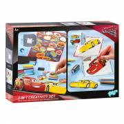 Totum Cars 3 Knutselset, 2in1
