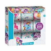 Totum My Little Pony Stickerbox, 9 Rollen