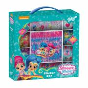 Totum Shimmer & Shine Stickerset Groot