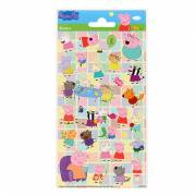 Stickervel Peppa Pig
