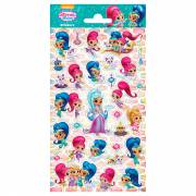 Stickervel Twinkle - Shimmer & Shine