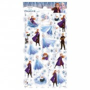 Stickervel Glitter Disney Frozen 2