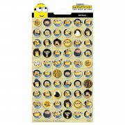 Stickervel Minions