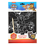 Paw Patrol Scratch Set