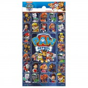 Paw Patrol Stickerboekje met Stickervel