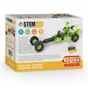 Engino STEM Heroes Speedsters - Dragster