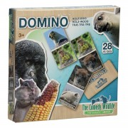 Comedy Wildlife Houten Domino, 28dlg.