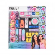 Create It! Make-Up Set Neon/Glitter