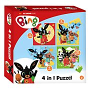 Bing Puzzel, 4in1