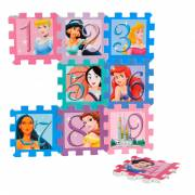 Foam Puzzel Prinses