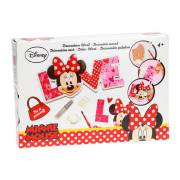 Minnie Mouse Design your own Words - Love
