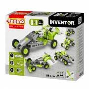 Engino Inventor Auto's, 8in1