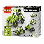 Engino Inventor Auto's, 12in1