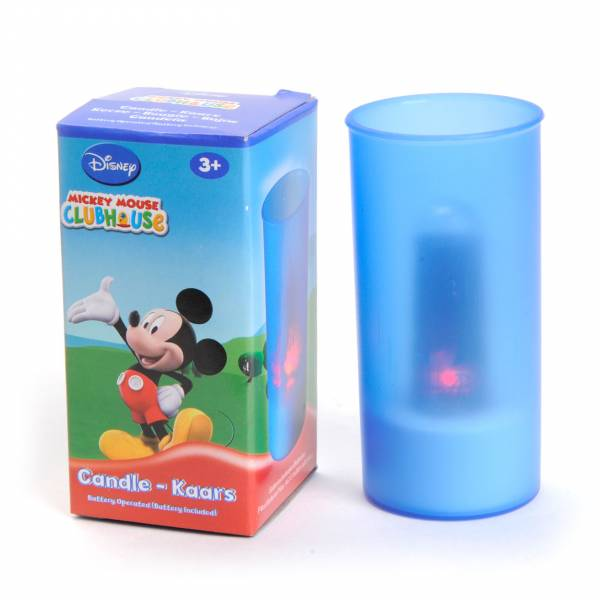Kaars Licht Led Mickey Mouse