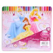 Prinsessen kleurpotloodjes