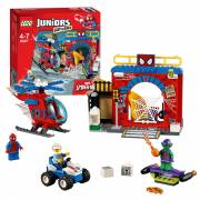 LEGO Juniors 10687 Spider-Man Hideout