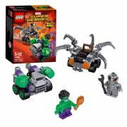 LEGO Super Heroes 76066 Mighty Micros: Hulk vs Ultron