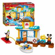 LEGO DUPLO 10827 Mickey Mouse Strandhuis